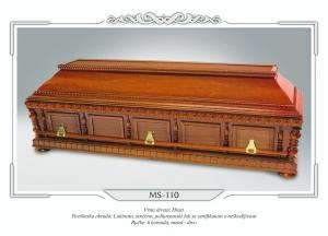 Pogrebni kovčeg MS 110