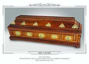 Ekskluzivni pogrebni kovčeg MS 110hd