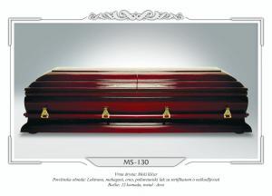 Pogrebni kovčeg MS 130