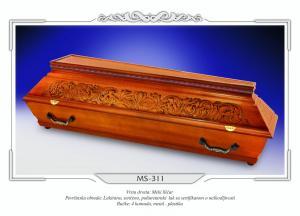 Pogrebni sanduk MS 311