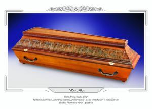 Pogrebni sanduk MS 348