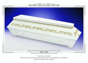 Pogrebni sanduk MS 355