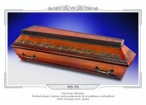 Pogrebni sanduk MS 55