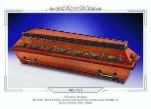 Pogrebni sanduk MS 757