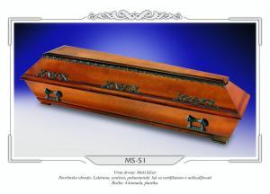 Pogrebni sanduk MS S1