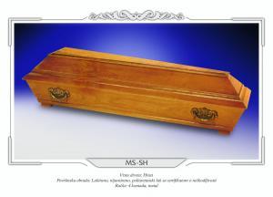 Pogrebni sanduk MS SH