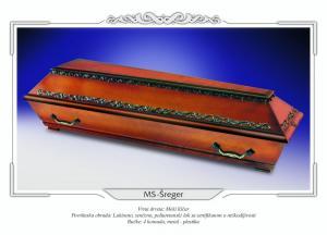 Pogrebni sanduk MS ŠREGER