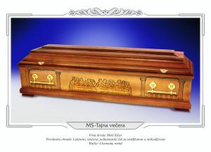 Pogrebni sarkofag MS TAJNA VEČERA